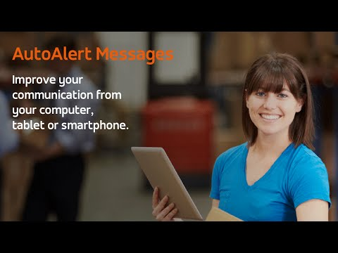 AutoAlert Instant Messaging