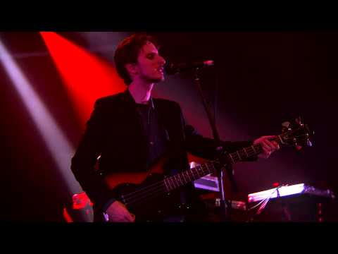 [FESTIVAL INROCKS 2013] THESE NEW PURITANS - We want war