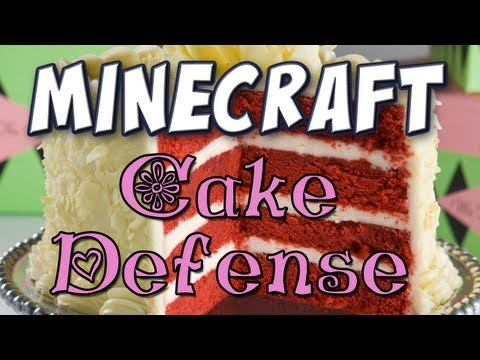 Minecraft - Cake Defence