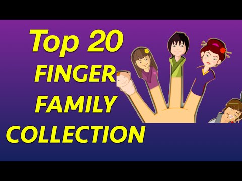 Baixar Top 20 Finger Family Collection | Biggest Finger family Collection