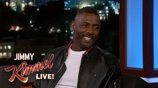 Idris Elba's Big Kickboxing Fight Right Before Movie Shoot