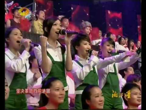 黄英潘虹樾艾梦萌张亚飞 - 农友歌
