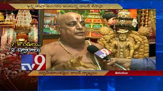 Sensational comments: Dollar Seshadri says Nethradwaram sh..