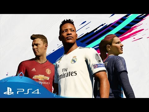 FIFA 19 | The Journey: Champions - Verhaaltrailer