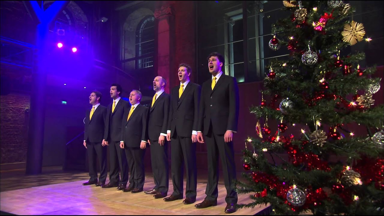 The King's Singers - Joy to the World - YouTube