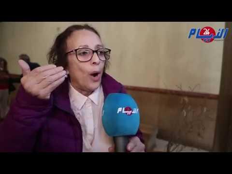 انيسة اكريش: محاكمة الزفزافي سياسية بامتياز..و الوطن اسير واتمنى أن يفك اسره
