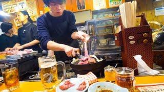 Genghis Khan BBQ - MUST EAT Japanese Food in Hokkaido, Japan!