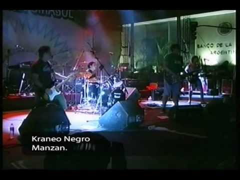 Kraneo Negro en vivo - Fiesta del Girasol 2011 completo