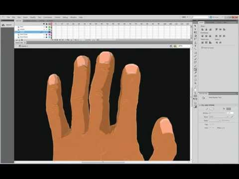 Hand 7 - Daily Drawing Time Lapse