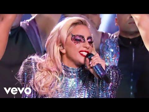 Lady Gaga - Pepsi Zero Sugar Super Bowl LI Halftime Show