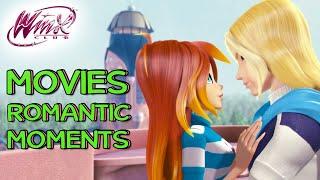 Winx Club - Movies best romantic moments