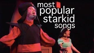 Top 25 Most Popular Starkid Songs