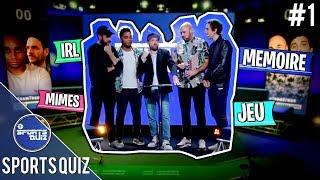 Notre nouvelle émission - Sports Quiz #1