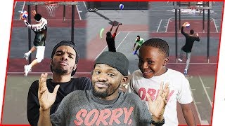 NAME A BETTER TRIO... I'LL WAIT! - NBA 2K18 Playground Gameplay