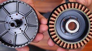 Самый экономичный электродвигатель T-motor U8 Pro - под спец проект