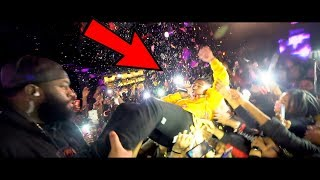 DDG On Tour: I Almost Got My Chain Snatched While Crowd Surfing!   Washington D.C