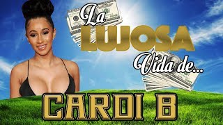 CARDI B - La Lujosa Vida - FORTUNA 2017
