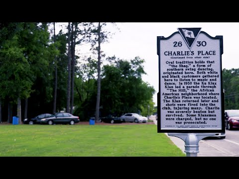 screenshot of youtube video titled Palmetto Scene | The New Charlie's Place