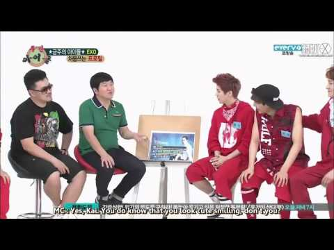 ENG SUB 130710 EXO at Weekly Idol FULL