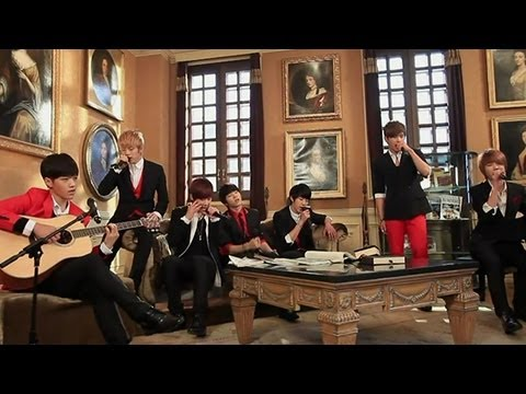 Infinite - Can you smile, 인피니트 - 캔 유 스마일, Music Core 20110514