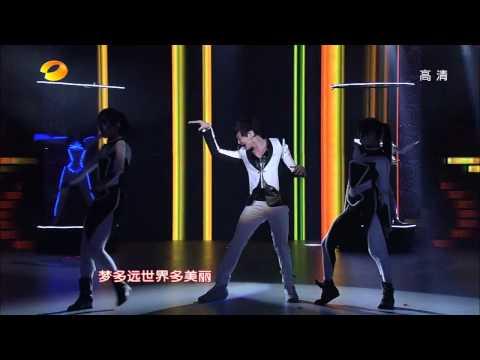【HD】《2012 湖南衛視 元宵喜樂會》林俊傑-we together、不潮不花錢