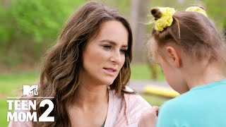 The Evolution of Leah | Teen Mom 2