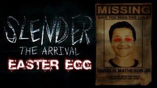 Slender: The Arrival Easter Egg | SUPER SECRET LEVEL