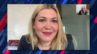 Интервью с Марией Матвеевой — полная версия только для ГТРК «Иртыш» из Италии