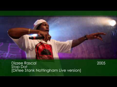 Dizzee Rascal - Stop Dat @ Dirtee Stank Nottingham Live [2005]