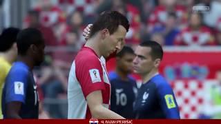 Francia vs Croacia Final mundial Russia 2018
