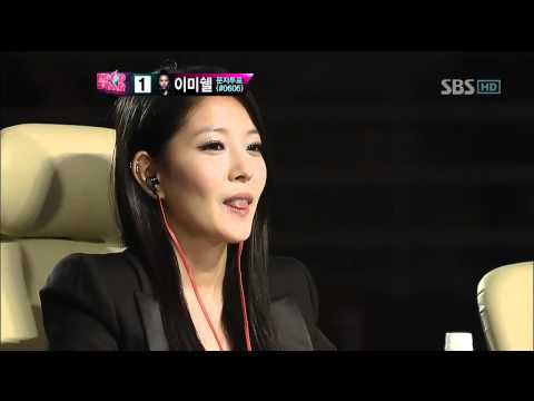 Lee michelle [One Night Only] @KPOPSTAR Live Episode 20120325