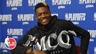 Clint Capela: I want to face the Warriors | 2019 NBA Playoffs