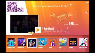 Watch me stream Just Dance Now on Omlet Arcade!