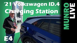 2021 Volkswagen ID.4: E4 - Charging Station