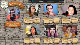 Supporting Rolls Charity D&D Stream (Archive)