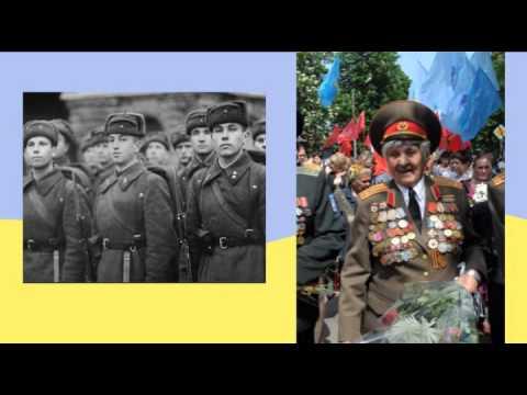Kalashnikov O. шествие в честь Дня Победы Олег Калашников