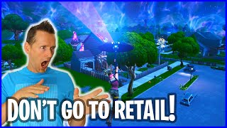 RETAIL ROW IS BACK BUT DON'T GO THERE!!!