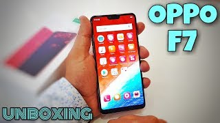 Oppo F7 Unboxing Exclusively On Technology Master