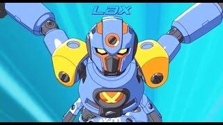 «LBX: Битвы Маленьких Гигантов» — 1 серия на русском!