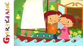 Gyerekdalok - Általmennék én a Tiszán