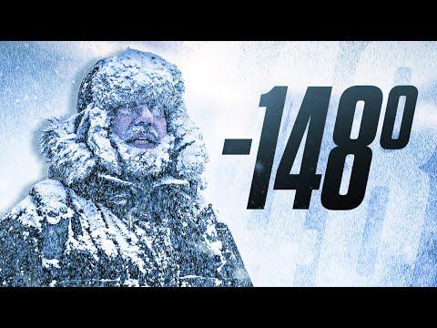Температурите се спуштаат до -100 степени Целзиусови: Кое е најстуденото место на Земјата?