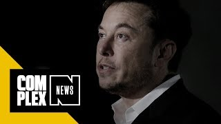 Elon Musk Calls Thailand Cave Rescuer a Pedophile After Insulting His Submarine