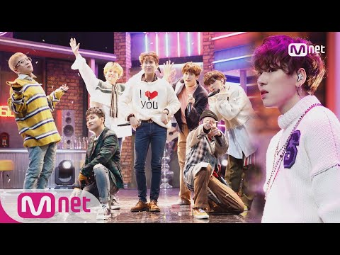 [Block B - One Way] Comeback Stage | M COUNTDOWN 171109 EP.548