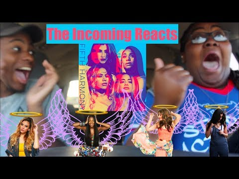 FIFTH HARMONY'S NEW SONG ANGEL! | REACTION!