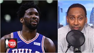 If Joel Embiid elevates his focus, the 76ers will beat the Raptors | Stephen A. Smith Show