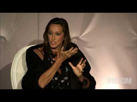 A Conversation with Donna Karan - YouTube