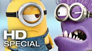 EVIL MINION - Banana [HD] - YouTube