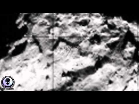 8/11/2014 LEAKED! RAW ROSETTA IMAGES OF ALIEN BUILDINGS ON COMET 67P