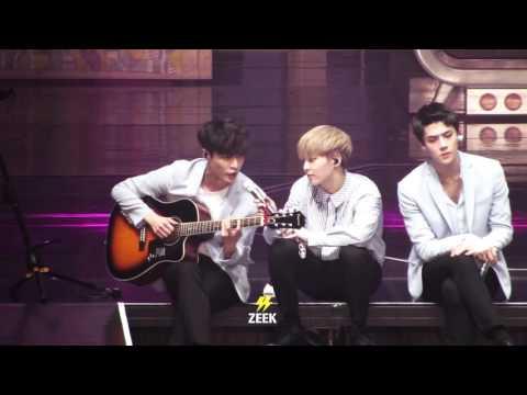 160722 [The EXO'rDium] LAY-Monodrama