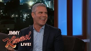 Andy Cohen's Nightmare Flight